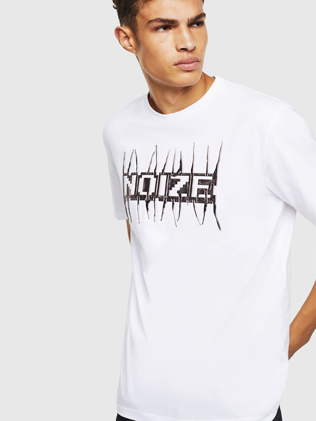 T-JUST-J11, White - T-Shirts