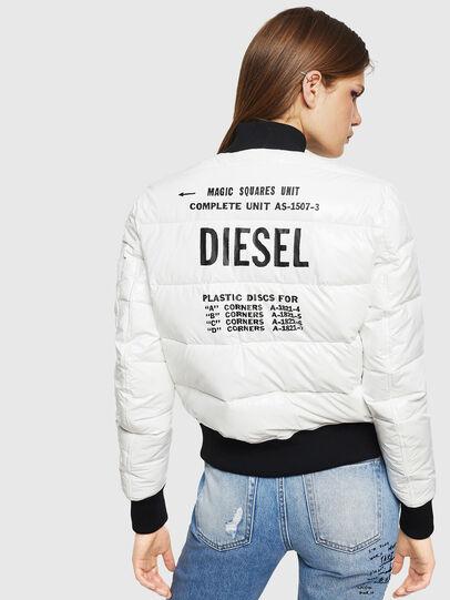 Diesel - W-ONY,  - Winter Jackets - Image 2