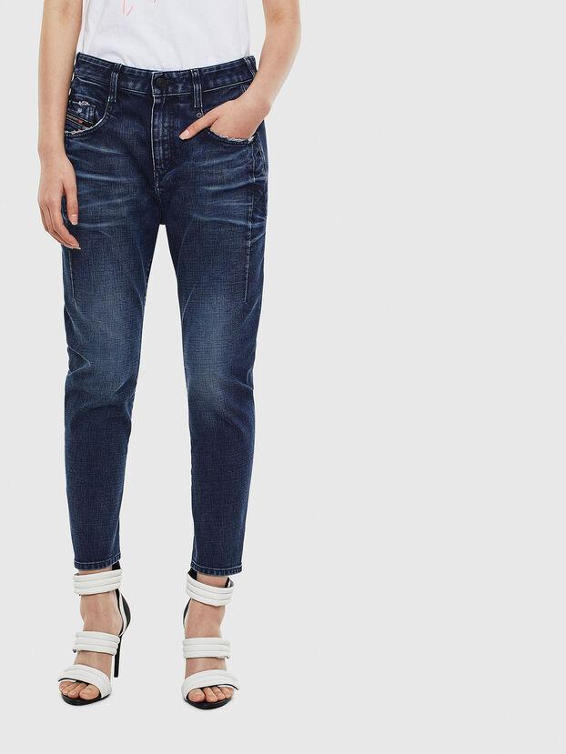 Fayza 009BY, Dark Blue - Jeans