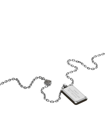 Diesel - NECKLACE DX1019,  - Necklaces - Image 2