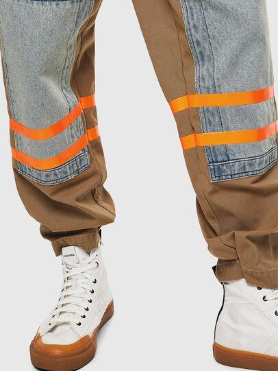 Diesel - P-CARUSO, Light Brown - Pants - Image 6