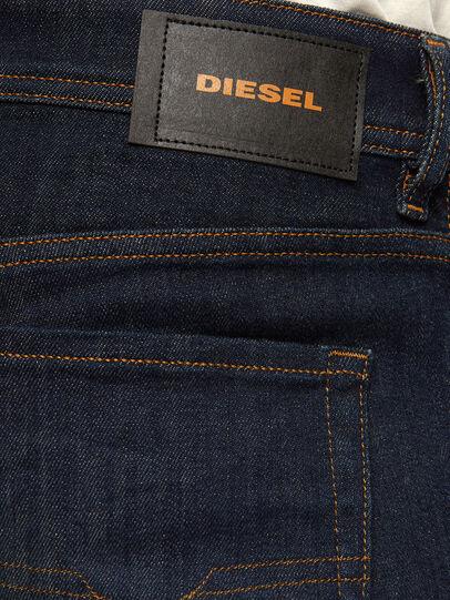 Diesel - Sleenker 009DI, Dark Blue - Jeans - Image 3