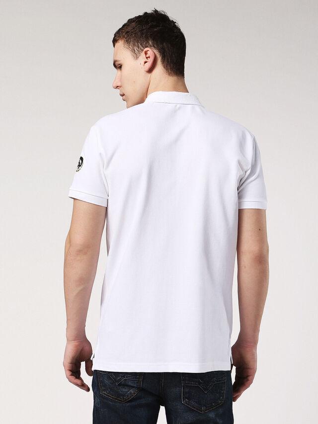 T-MILES, White