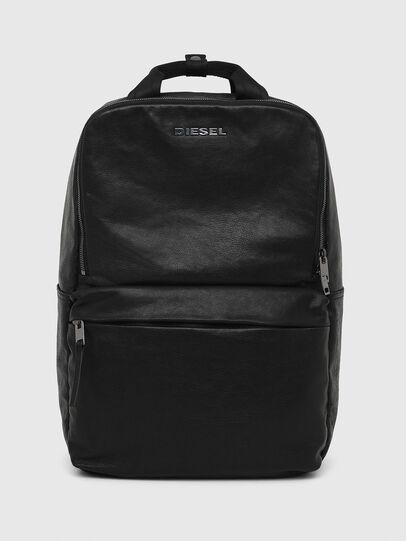 Diesel - GINKGO PP, Black - Backpacks - Image 1