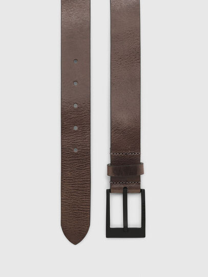 Diesel - B-SPAZZO, Brown - Belts - Image 3