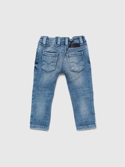 Diesel - SLEENKER-B JOGGJEANS-N, Medium blue - Jeans - Image 2
