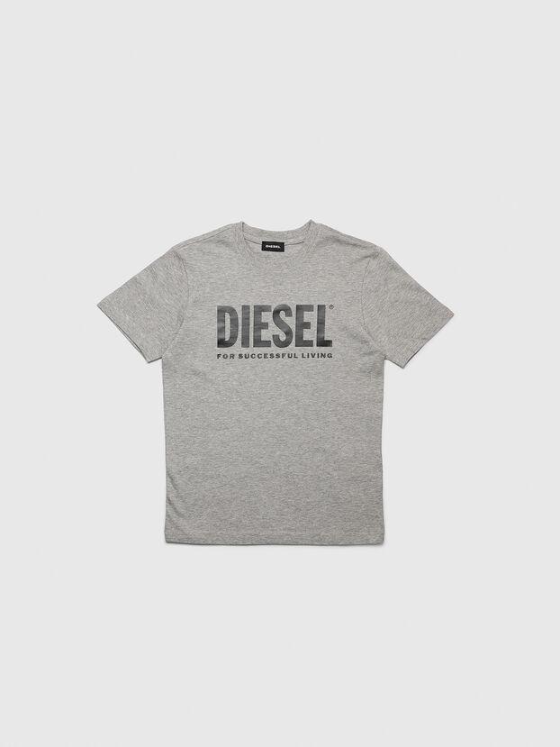 TJUSTLOGO, Grey - T-shirts and Tops
