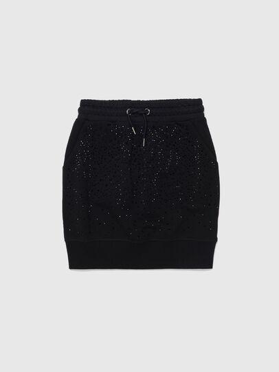 Diesel - GYINDA, Black - Skirts - Image 1