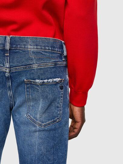 Diesel - D-Strukt 09A26, Medium blue - Jeans - Image 3
