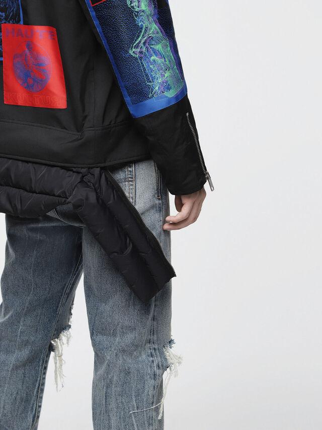 Diesel - J-YONG, Black - Jackets - Image 6