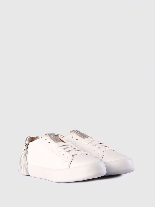 Diesel S-NENTISH LC W, White - Sneakers - Image 3