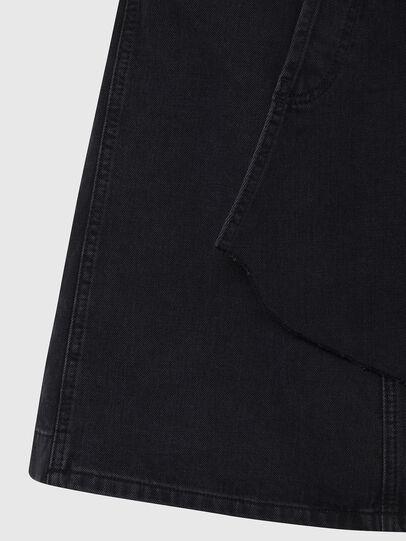 Diesel - DE-TOBY, Black - Skirts - Image 5