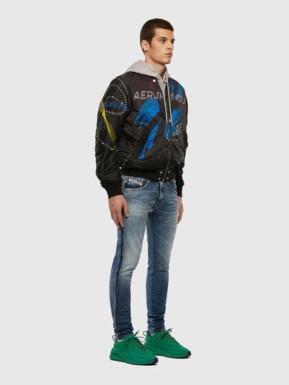 Diesel - D-Strukt 009GE, Medium blue - Jeans - Image 7