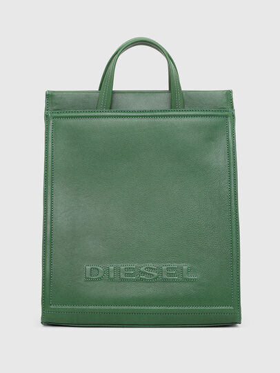 Diesel - AMETISTA, Green - Shopping and Shoulder Bags - Image 1