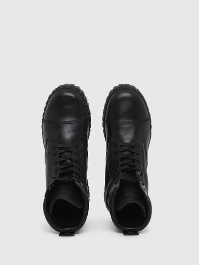 Diesel - H-RUA AM, Black - Sneakers - Image 5