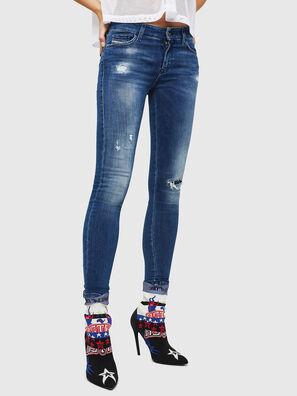 Slandy 089AI, Medium blue - Jeans
