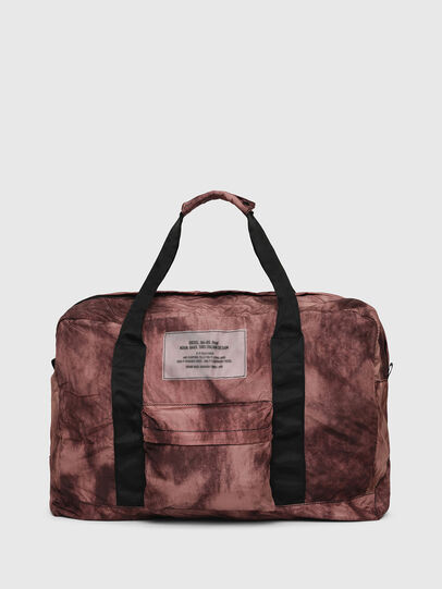 Diesel - DUPAK, Brown - Travel Bags - Image 1