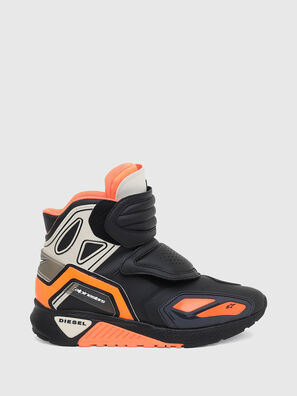 ASTARS-SKBOOT, Black/Orange - Sneakers