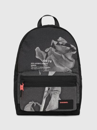 Diesel - MIRANO FL, Black/Grey - Backpacks - Image 1