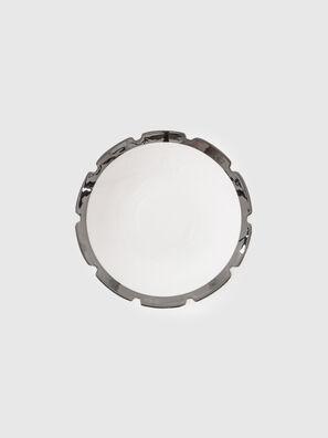 10985SIL MACHINE, White - Plates