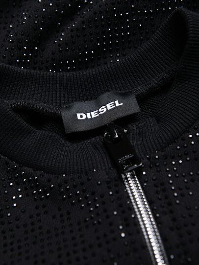 Diesel - STWINY, Black - Sweaters - Image 3