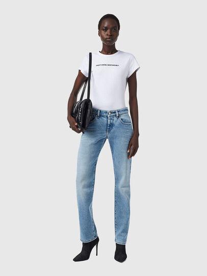 Diesel - D-Lyla 09B14, Light Blue - Jeans - Image 5