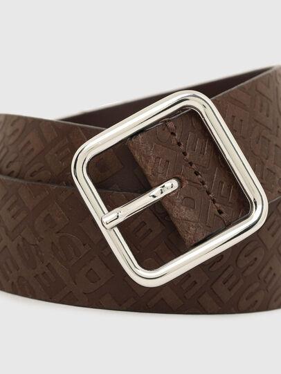 Diesel - B-OMNI, Brown - Belts - Image 2