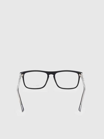 Diesel - DL5406, Black/White - Eyeglasses - Image 4