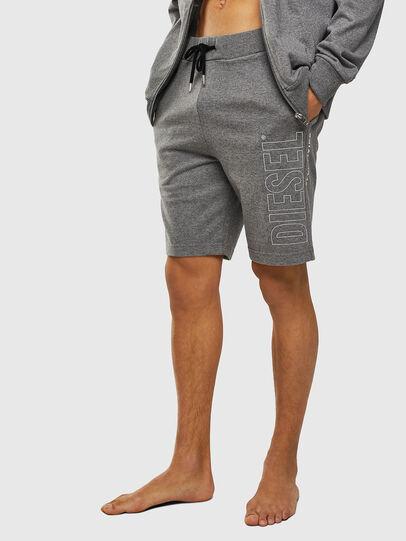 Diesel - UMLB-PAN, Grey - Pants - Image 1