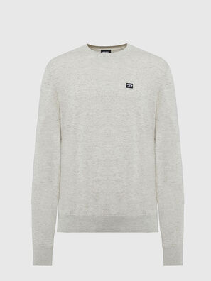 K-CROFT-TOMI, Light Grey - Knitwear