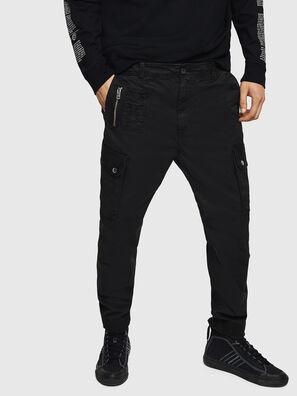 P-PHANTOSKY, Black - Pants