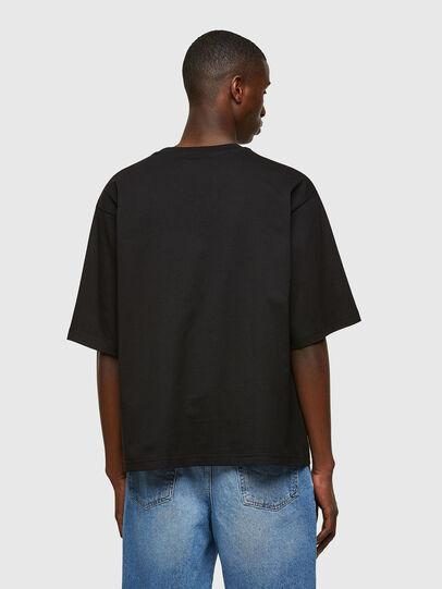 Diesel - T-DELPHI-E1, Black - T-Shirts - Image 2