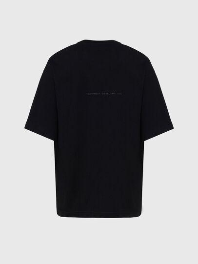 Diesel - T-BALL-X1, Black - T-Shirts - Image 2