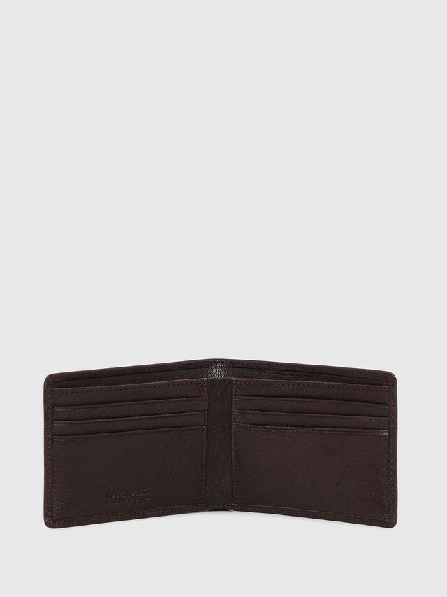 Diesel - NEELA XS, Dark Brown - Small Wallets - Image 3