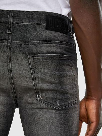 Diesel - D-REEFT JoggJeans® 009FX, Black/Dark grey - Jeans - Image 3