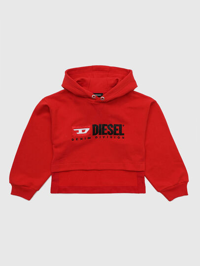 Diesel - SDINIEA, Red - Sweaters - Image 1
