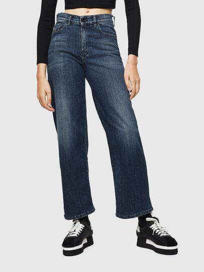 Diesel - Widee 0092H, Dark Blue - Jeans - Image 1