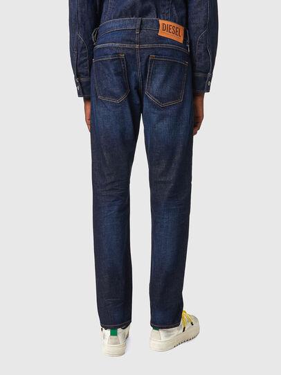 Diesel - D-Viker 09A12, Dark Blue - Jeans - Image 2