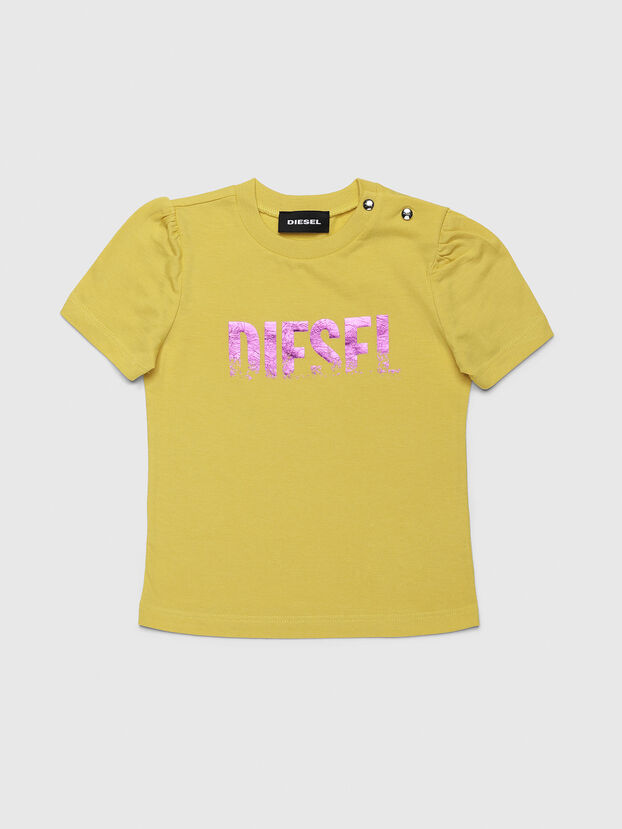 TRALLYB, Yellow - T-shirts and Tops