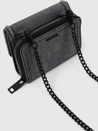 Diesel - LORY, Grey - Small Wallets - Image 6