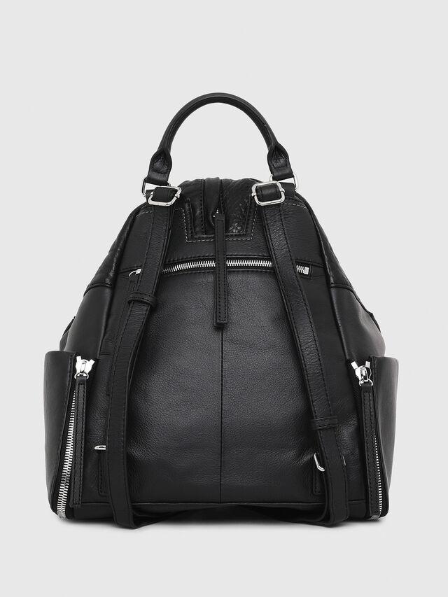 Diesel LE-MHONIC, Black - Backpacks - Image 2