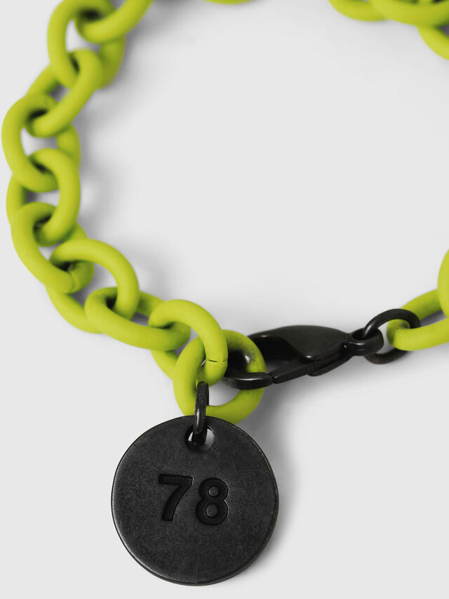 Diesel - A-ZED, Yellow Fluo - Bijoux and Gadgets - Image 3