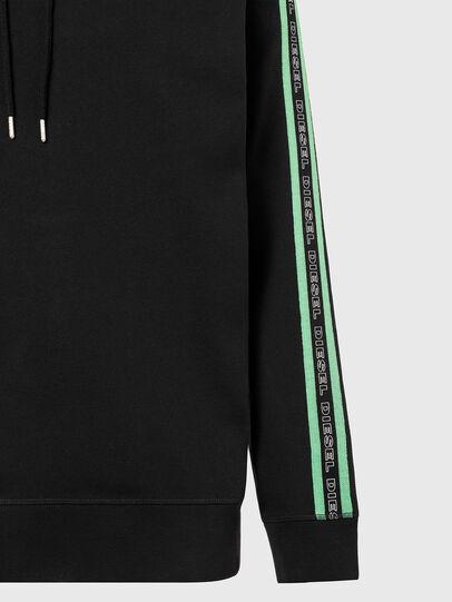 Diesel - UMLT-BRANDON, Black - Sweaters - Image 3