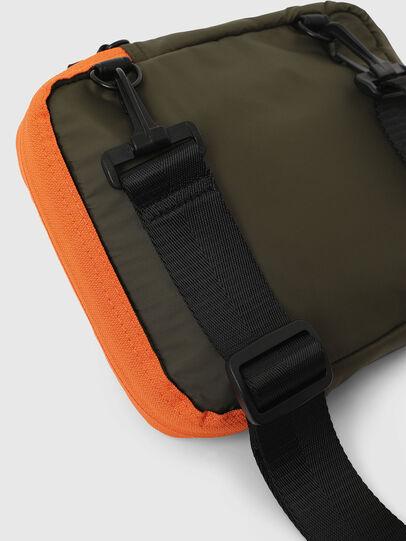Diesel - ODERZO, Dark Green - Crossbody Bags - Image 5