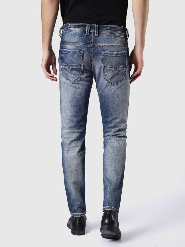 Diesel - Thommer 084DD, Medium blue - Jeans - Image 3
