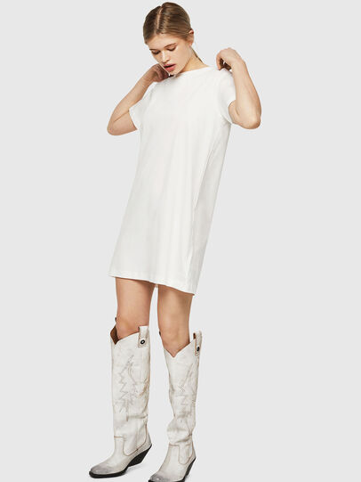 Diesel - D-YLY, White - Dresses - Image 5