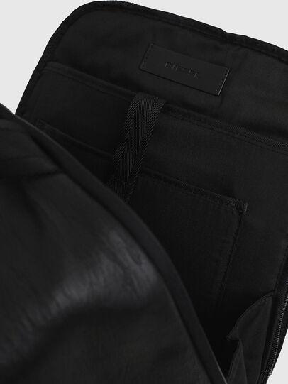 Diesel - GINKGO PP, Black - Backpacks - Image 5
