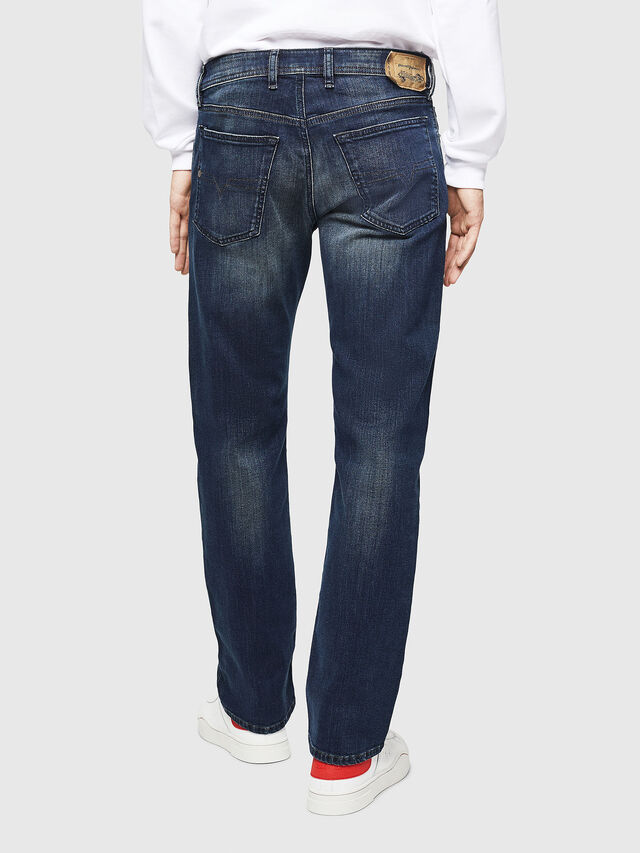 Diesel - Waykee 0814W, Dark Blue - Jeans - Image 2
