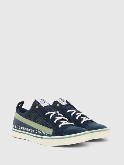 Diesel - S-DVELOWS LOW, Multicolor/Blue - Sneakers - Image 2