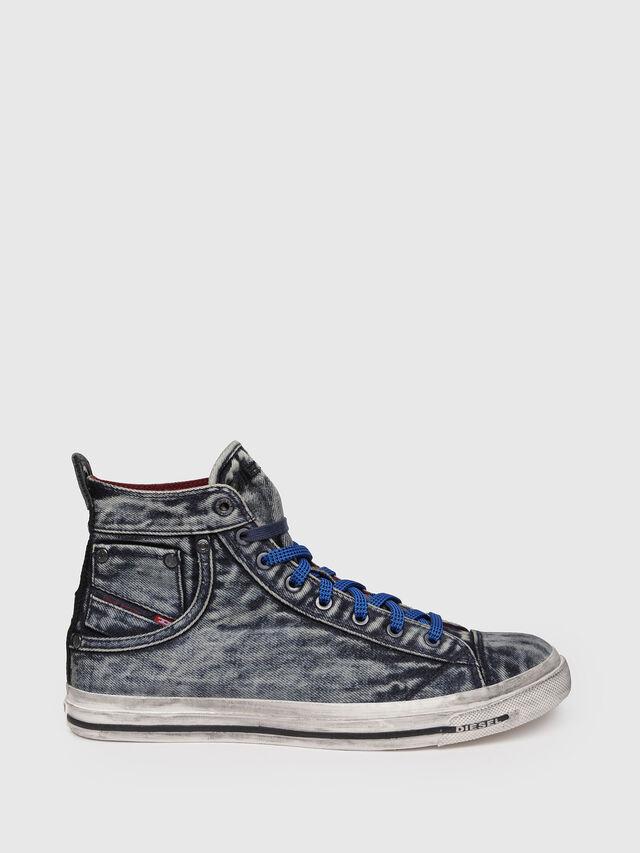 Diesel - EXPOSURE STRIPE, Blue Jeans - Sneakers - Image 1